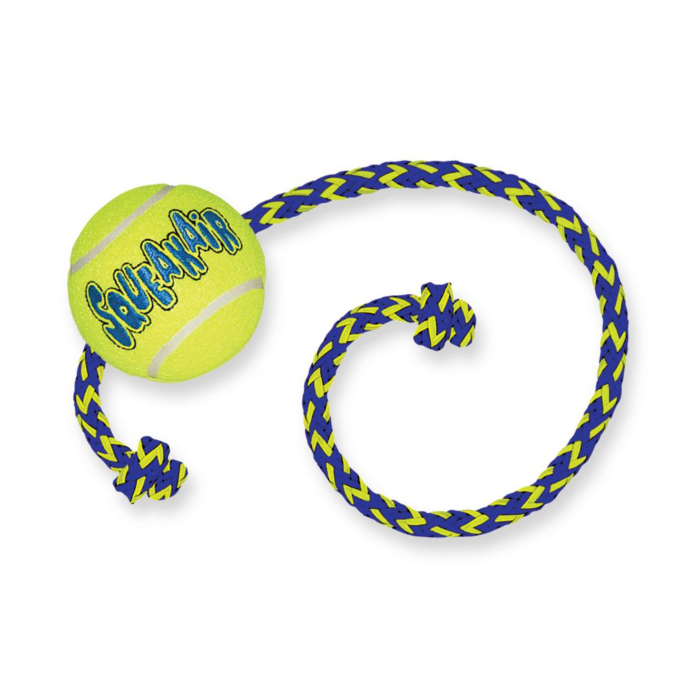SqueakAir® Balls with Rope