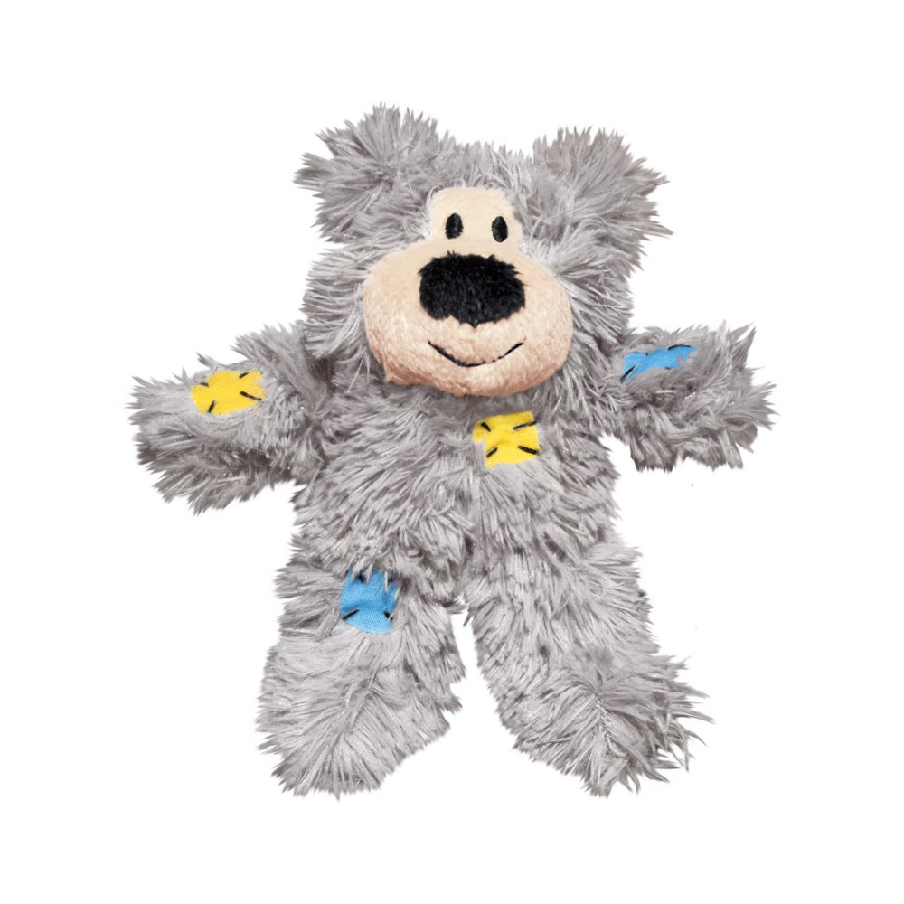 Softies Patchwork Bear