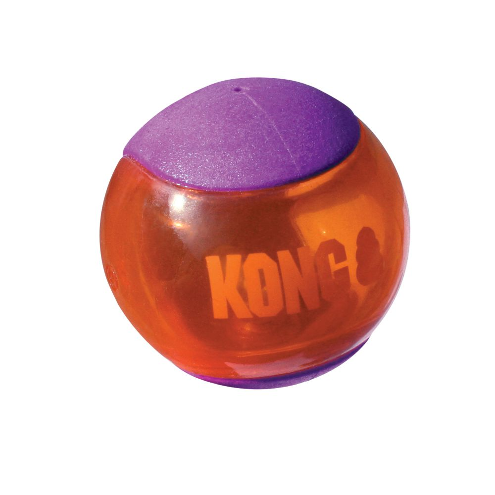 Squeezz® Action Ball Purple
