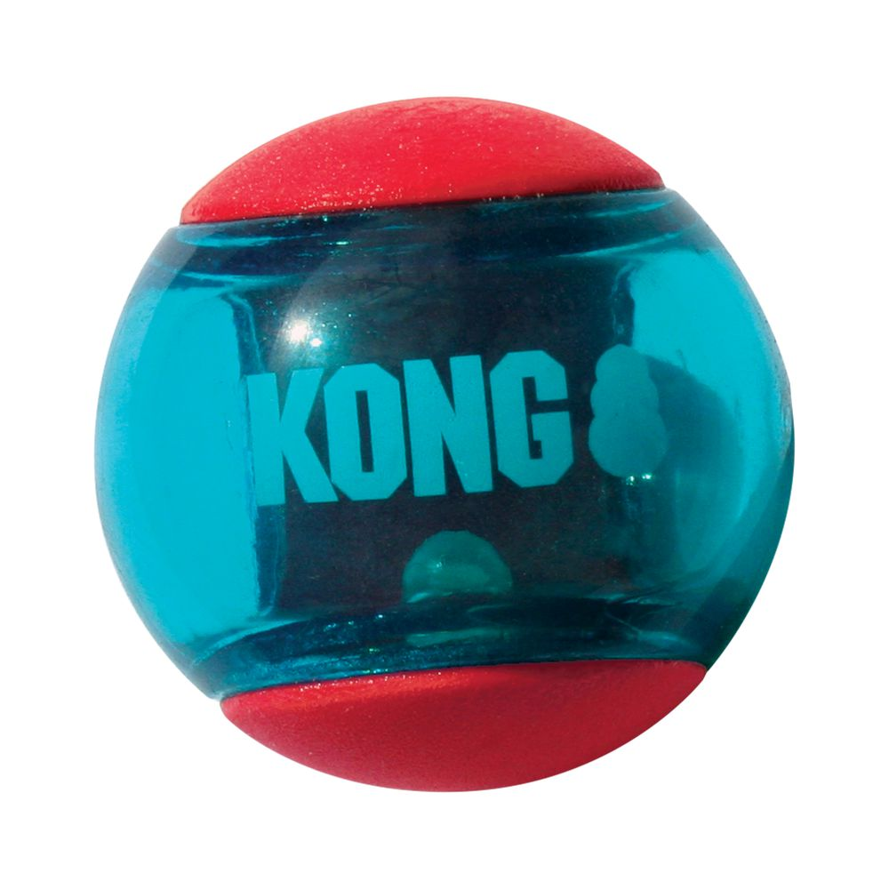 Squeezz® Action Ball Red