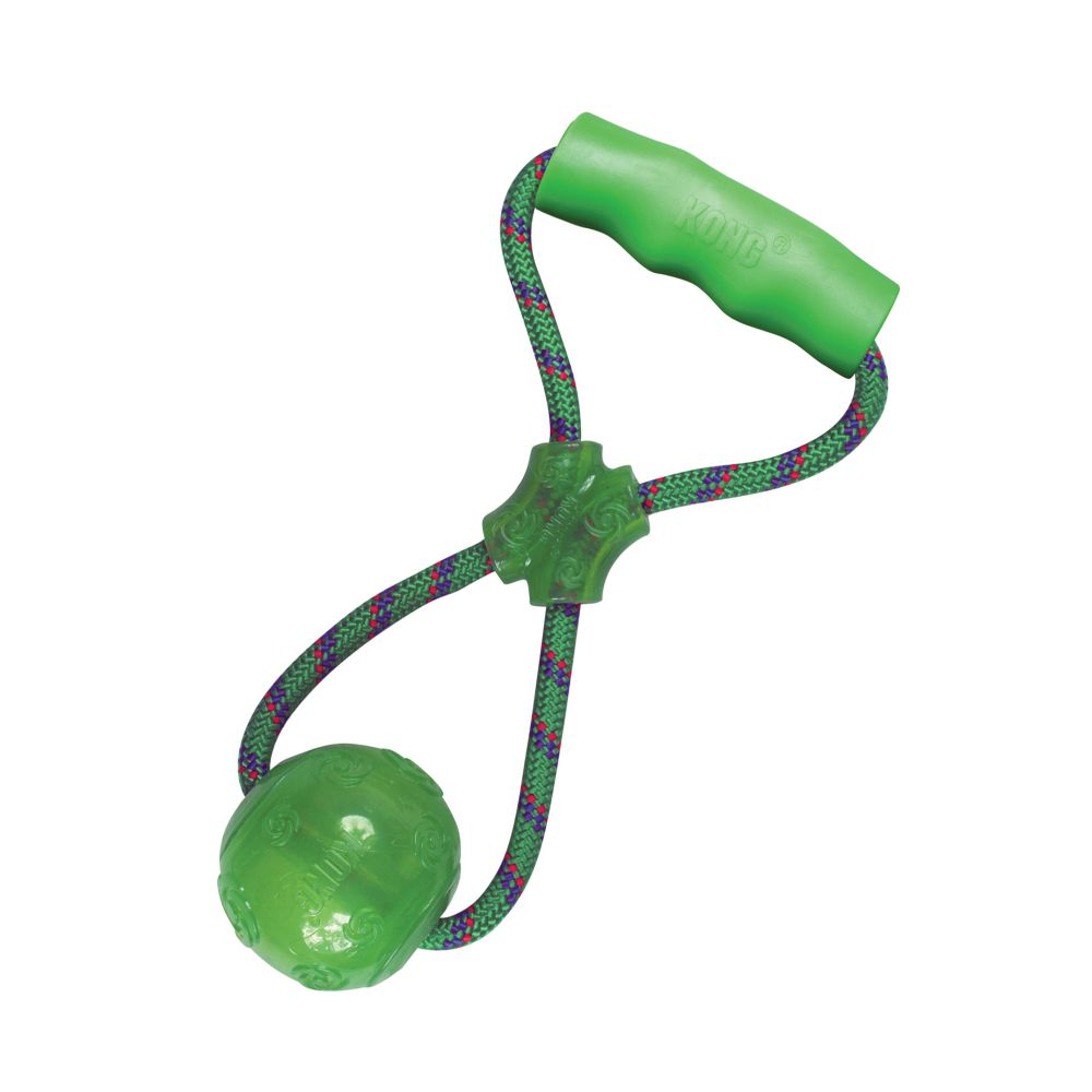 Squeezz® Ball With Rope